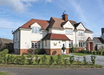 Thumbnail 4 bed semi-detached house for sale in Latton Close, Southmoor, Abingdon