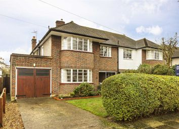 Thumbnail 4 bed semi-detached house for sale in Beresford Avenue, Twickenham