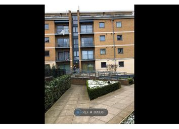 Thumbnail 1 bed flat to rent in Sherwood Gardens, London