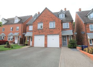 4 bed semi-detached house for sale in The Lindens, Rugeley WS15