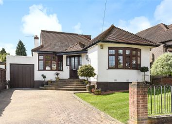 Thumbnail 3 bed bungalow for sale in Hillside Gardens, Northwood, Middlesex