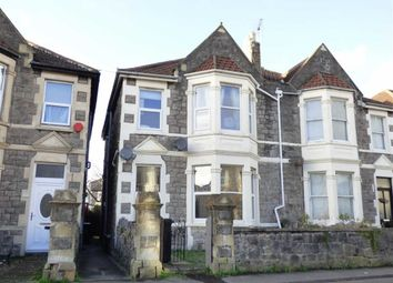 Thumbnail 2 bedroom flat for sale in Osborne Road, Weston-Super-Mare