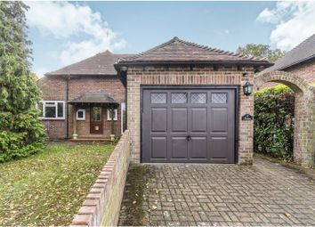 Thumbnail 4 bed detached house to rent in Blackbrook Park Avenue, Fareham