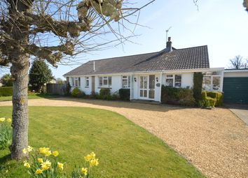 Thumbnail 5 bedroom detached bungalow for sale in Marina Avenue, Ryde