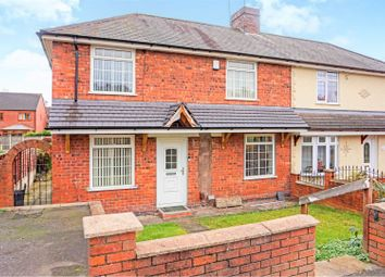 Thumbnail 3 bed semi-detached house for sale in Brookdale, Lower Gornal