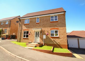 Thumbnail 3 bed detached house for sale in Great Row View, Wolstanton, Newcastle