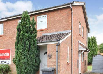 Thumbnail 1 bed flat for sale in Bader Road, Perton, Wolverhampton