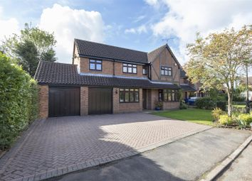 Thumbnail 5 bed detached house for sale in Mayfield Drive, Kenilworth