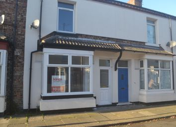 Thumbnail 3 bed terraced house to rent in Mansfield Avenue, Thornaby On Tees