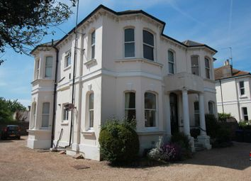 Thumbnail 1 bed flat to rent in Tennyson Road, Worthing