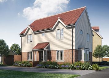 Thumbnail 4 bed detached house for sale in The Fernwood, Four Elms Place Main Road, Chattenden, Rochester