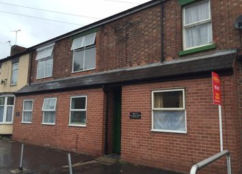 Thumbnail 1 bed flat to rent in Derby Street, Burton Upon Trent, Staffordshire