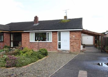 Thumbnail 2 bed bungalow for sale in 36, Chepstow Avenue, Guilsfield, Welshpool, Powys