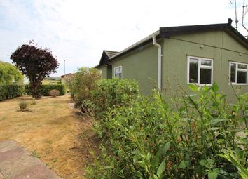 Thumbnail 2 bed bungalow to rent in Poplar Caravan Site, Castle Hill Road, Totternhoe, Dunstable