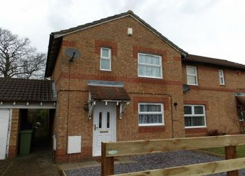 Thumbnail 3 bed property to rent in Century Avenue, Oldbrook, Milton Keynes