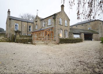 Thumbnail 3 bed link-detached house for sale in Black Rock Farm, Linthwaite, Huddersfield, West Yorkshire