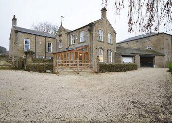Thumbnail 3 bedroom link-detached house for sale in Black Rock Farm, Linthwaite, Huddersfield, West Yorkshire