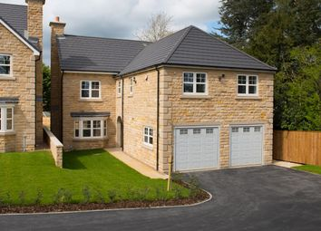 Thumbnail 6 bedroom detached house for sale in Bingley Road, Leeds