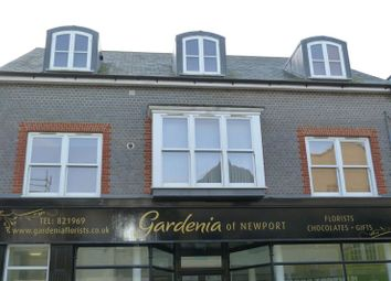 Thumbnail 2 bed flat to rent in St. James Street, Newport