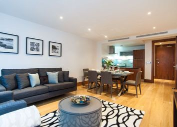 Thumbnail 3 bedroom flat to rent in Parkview Residence, London