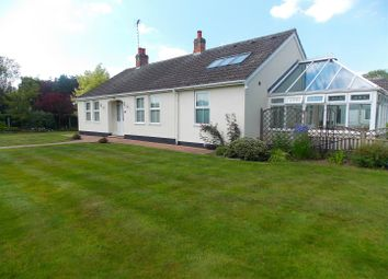 Thumbnail 3 bed detached bungalow for sale in Maple Grove, Breaston, Derby