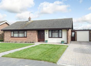 Thumbnail 3 bed bungalow for sale in Wilkinson Way, North Walsham, Norfolk.