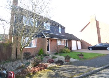 Thumbnail 4 bed detached house for sale in Long Pastures, Glemsford, Sudbury