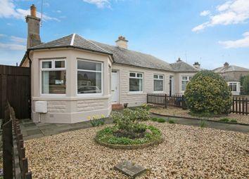 Thumbnail 2 bedroom semi-detached bungalow for sale in 8 Marionville Crescent, Edinburgh