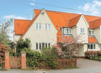 Thumbnail 3 bedroom end terrace house for sale in Jermyns Road, Reydon, Southwold