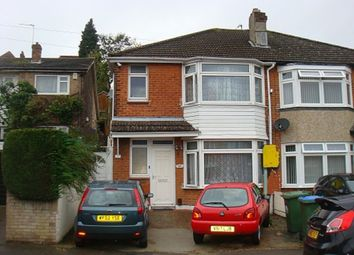 Thumbnail 5 bed terraced house to rent in Osborne Road South, Southampton