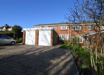 Thumbnail 3 bed terraced house for sale in Dorchester Court, Mayfare, Croxley Green, Rickmansworth Hertfordshire