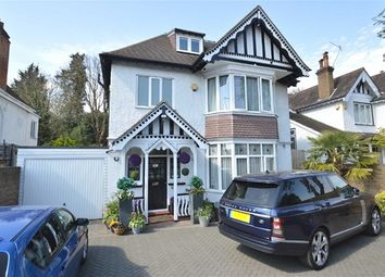 Thumbnail 4 bed detached house for sale in Brighton Road, Coulsdon
