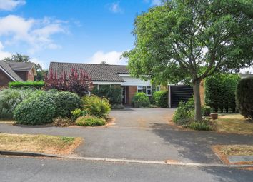Thumbnail 4 bed detached bungalow for sale in The Deerings, Harpenden