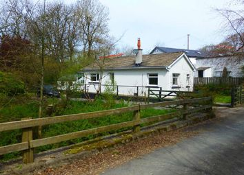 Thumbnail 2 bed detached bungalow for sale in Oakford, Llanarth