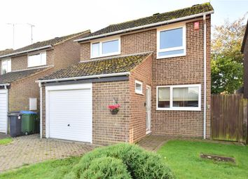 Thumbnail Detached house for sale in Thatchers Close, Horsham, West Sussex