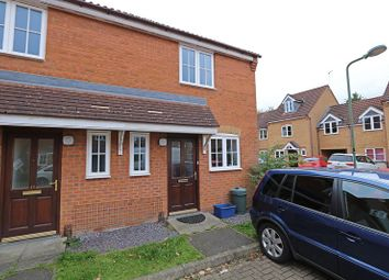 Thumbnail 2 bedroom semi-detached house for sale in Dandridge Court, Grange Farm, Milton Keynes