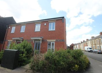 Thumbnail 3 bed semi-detached house to rent in Thornville Road, Hartlepool