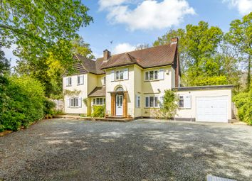 Thumbnail 4 bed detached house for sale in Wildwood Close, East Horsley, Leatherhead