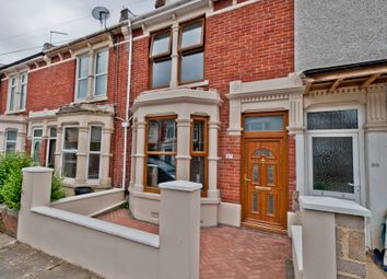 Thumbnail 3 bedroom terraced house for sale in Wykeham Road, North End, Portsmouth