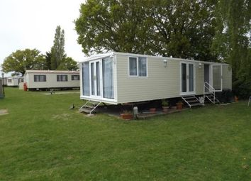 Thumbnail 1 bed mobile/park home for sale in Clacton Road, Weeley, Clacton-On-Sea