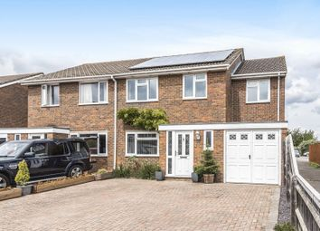 Thumbnail 4 bed semi-detached house for sale in Mill Road, Abingdon