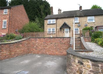 Thumbnail 2 bed semi-detached house for sale in Nottingham Road, Belper
