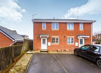 Thumbnail 3 bed semi-detached house for sale in Hall Croft, Wombwell, Barnsley