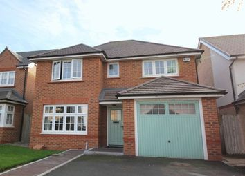 Thumbnail 4 bed detached house for sale in Hull Close, Cressington Heath, Liverpool