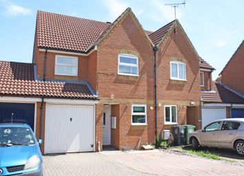 Thumbnail 3 bed semi-detached house to rent in Darent Place, Didcot