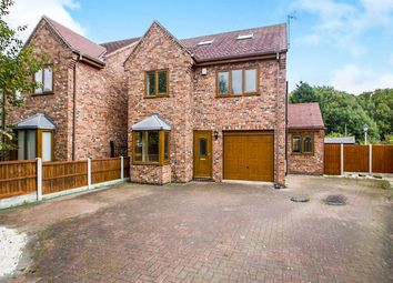 Thumbnail 5 bed detached house for sale in Willow Avenue, Long Eaton, Nottingham