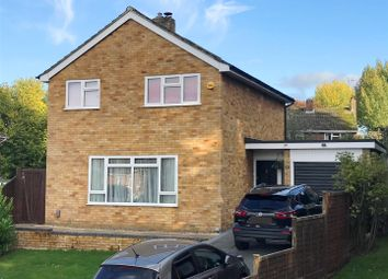 Thumbnail 3 bed detached house for sale in Coppice Close, Newbury