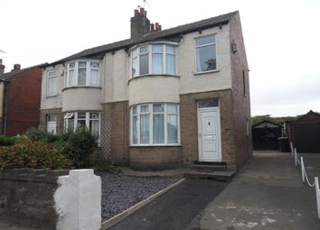 Thumbnail 3 bed semi-detached house to rent in Ravensthorpe Road, Dewsbury, West Yorkshire