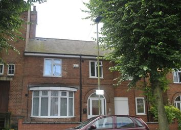 Thumbnail 1 bed flat to rent in Sawday Street, Leicester