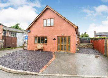 Thumbnail 4 bed detached house for sale in Lon Yr Ysgol, Gellifor, Ruthin, Denbighshire